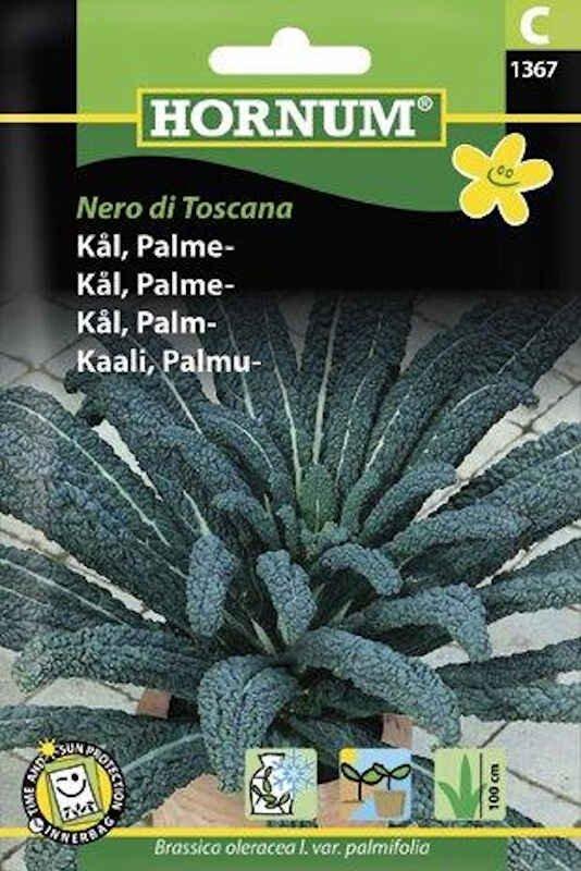 Kålfrø - Palmekål, Nero di Toscana