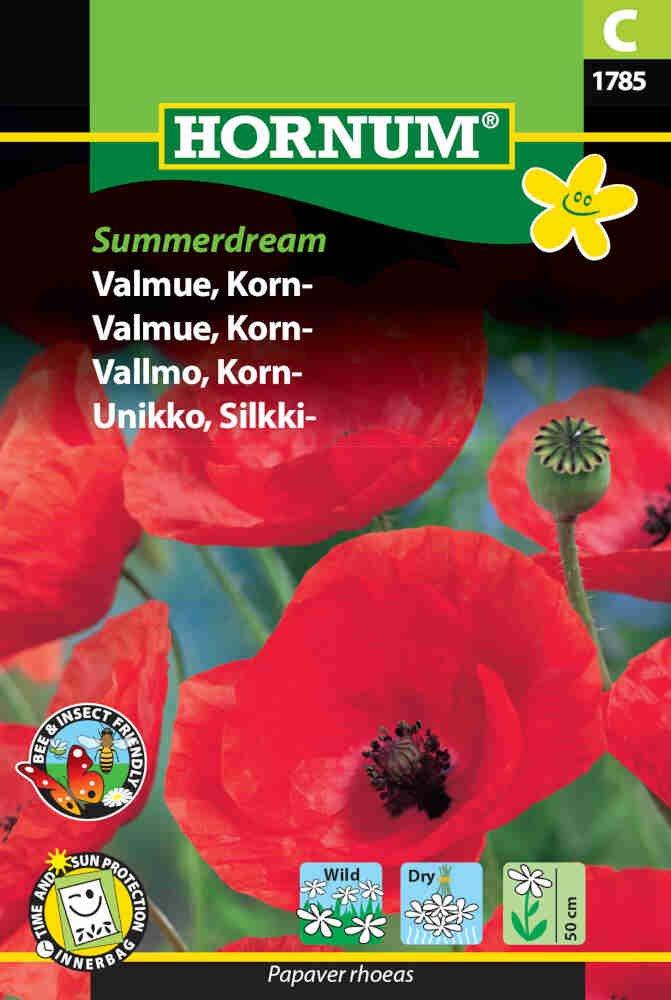 Valmuefrø - Korn - Summerdream
