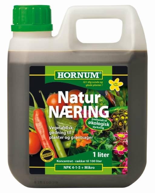 Natur Næring - 1 l. - HORNUM - Økologisk