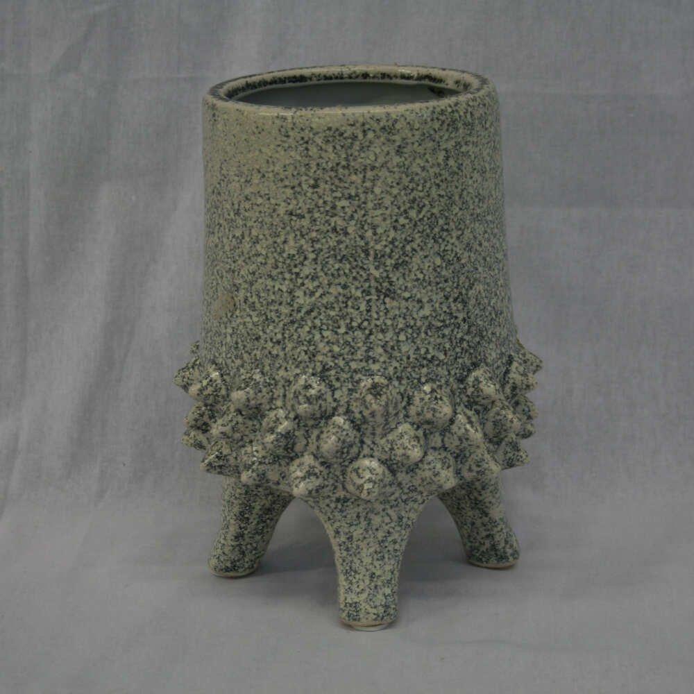 Pot Rina 20x15 cm Grå