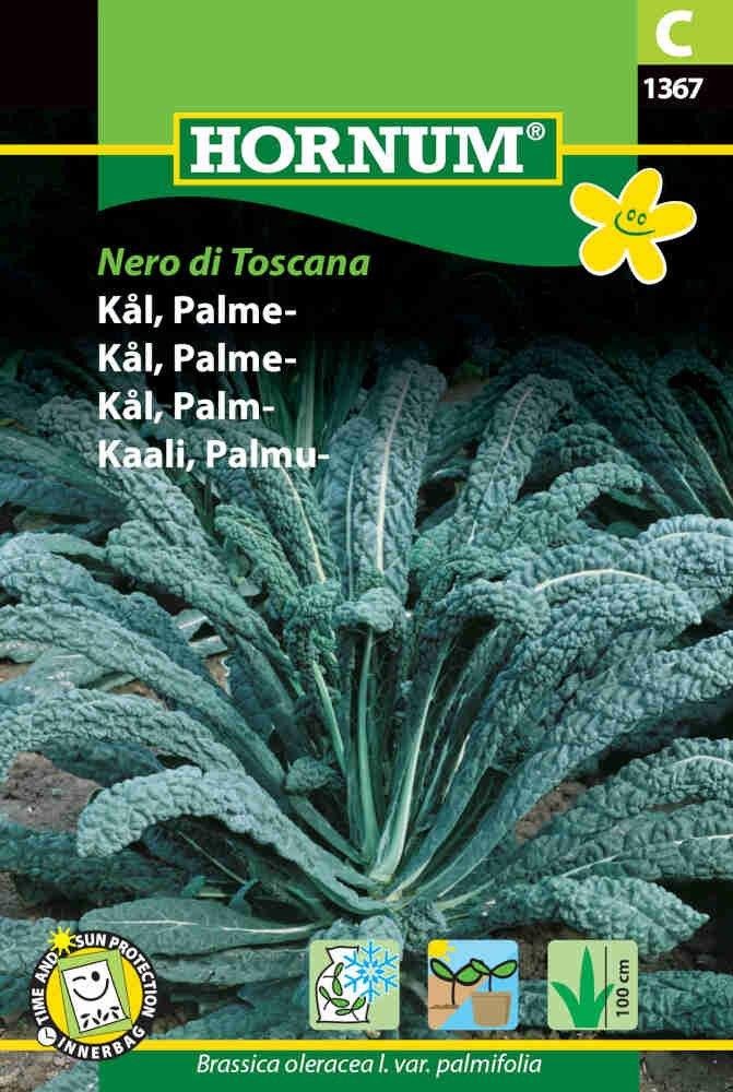 Palmekål frø - Nero di Toscana