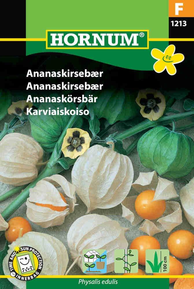 Ananaskirsebær frø
