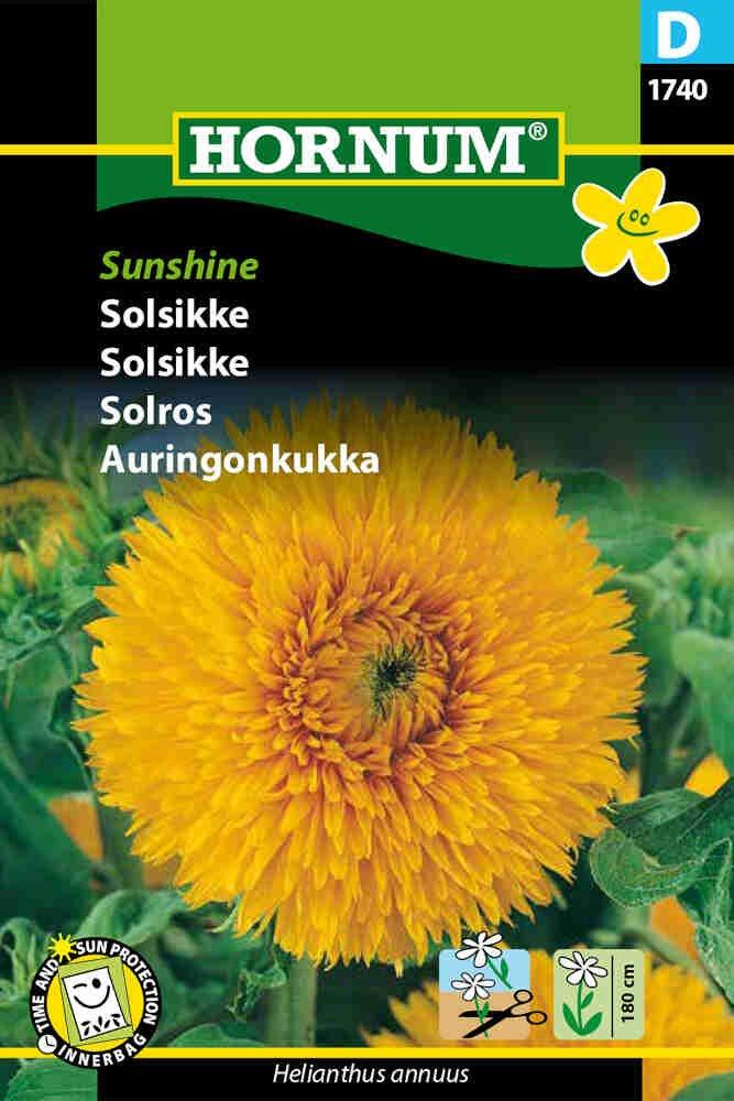 Solsikkefrø - Sunshine