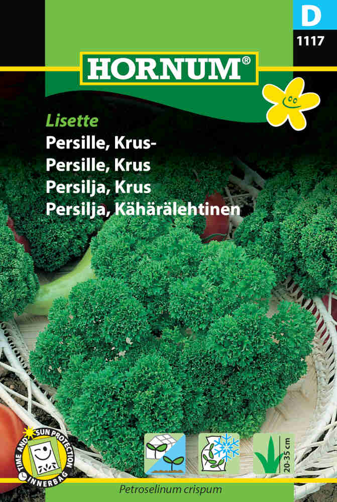 Persillefrø - Kruspersille - Darki