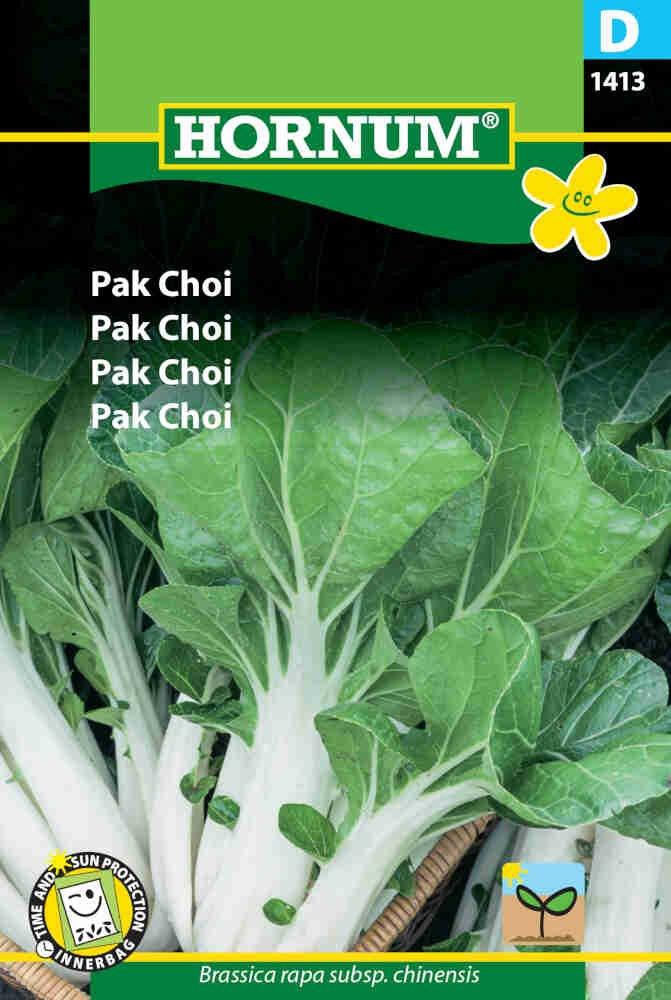 Pak Choi frø - Brassica rapa subsp. chinensis