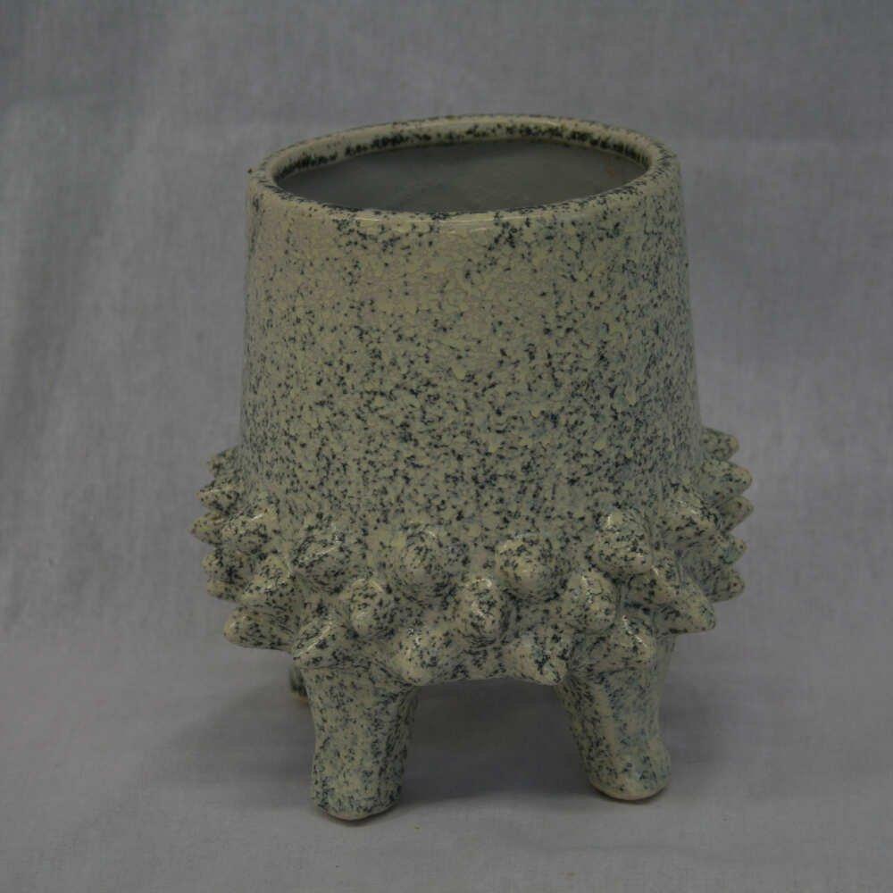 Pot Rina 15x13 cm Grå