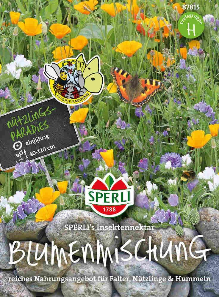 Blomster frøblanding Insekt-nektar