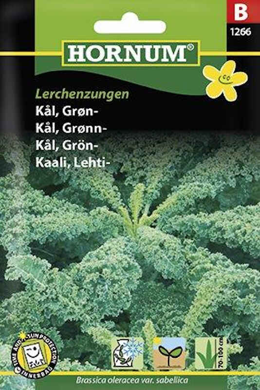 Kålfrø - Grøn - Lerchenzungen