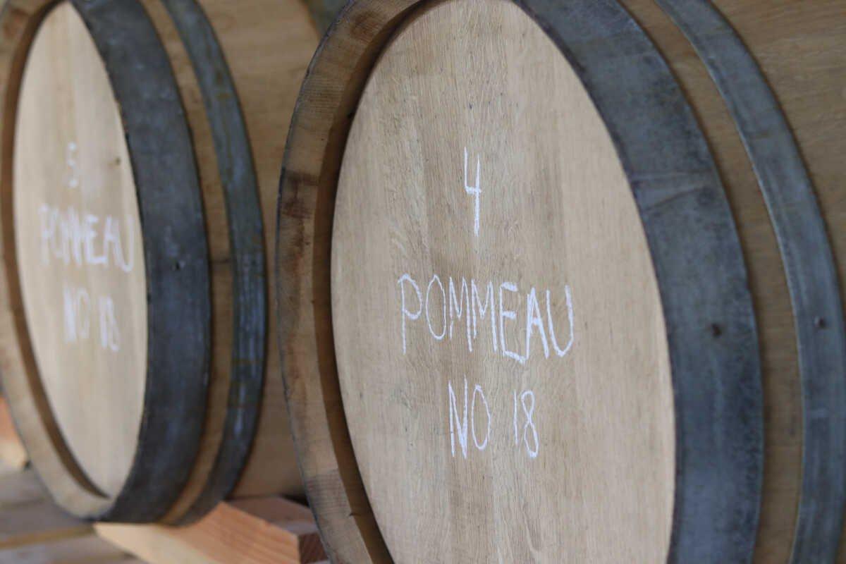 TONOW Pommeau No.18 på egetræs tønder