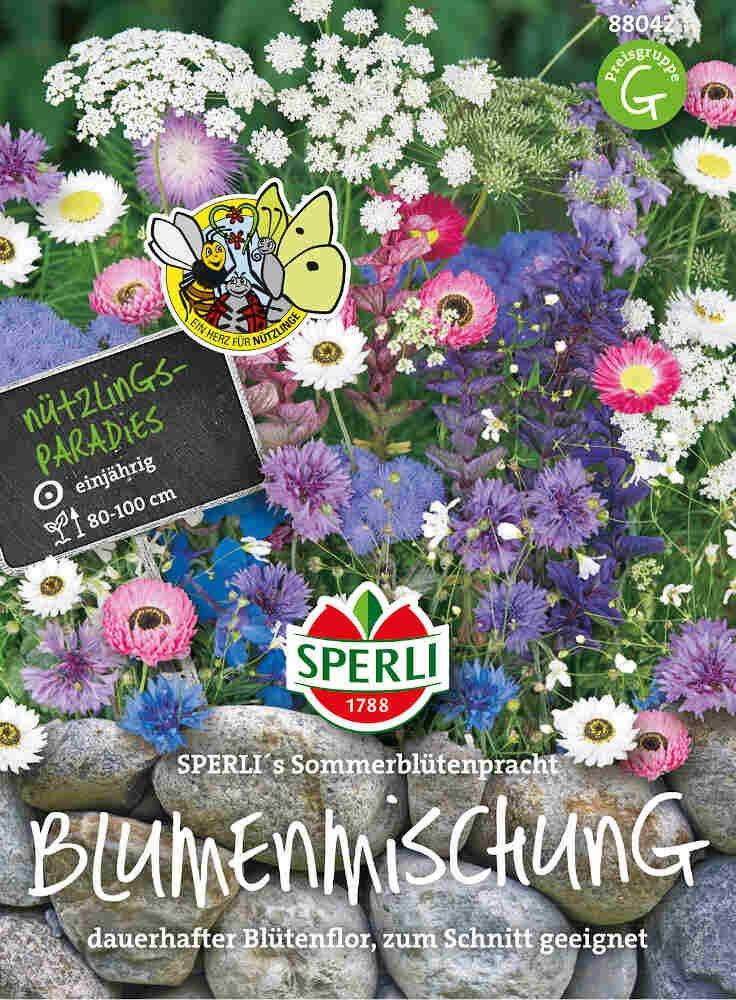 Blomster frøblanding
