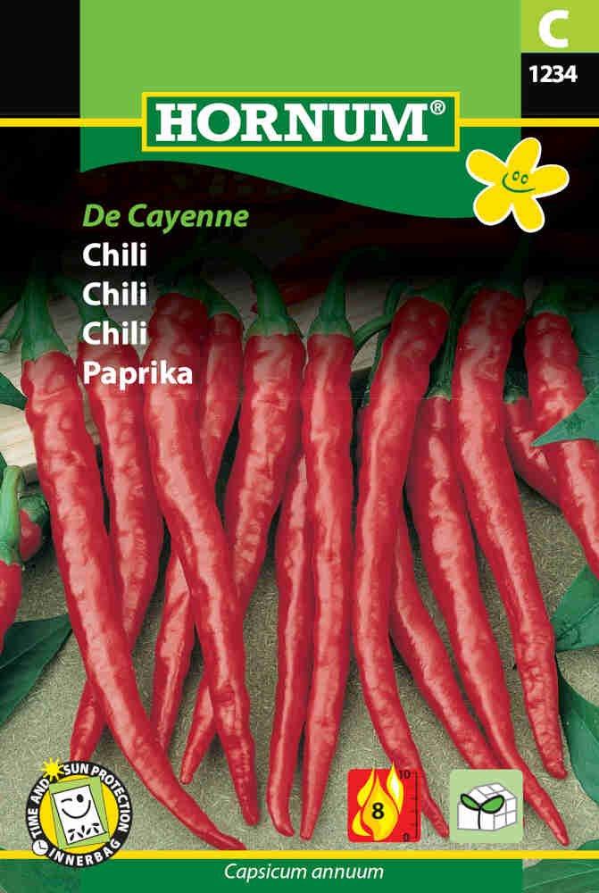 Chilifrø - De Cayenne