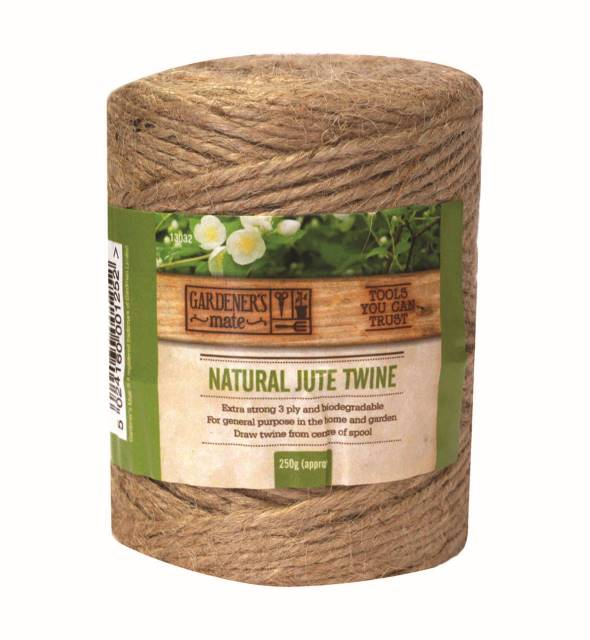 Jute Twine Natural 250g
