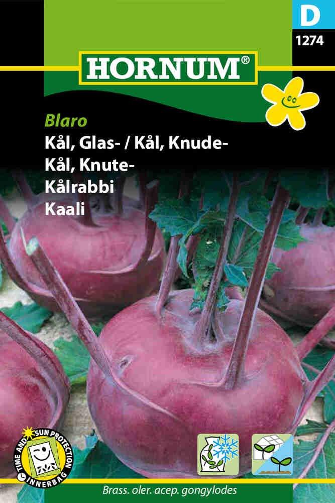 Glaskål frø - Blaro
