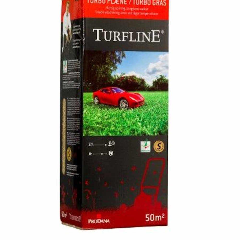Græsfrø - Turfline Turbo, 1 kg