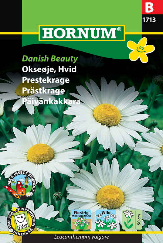 Okseøje frø - Danish Beauty