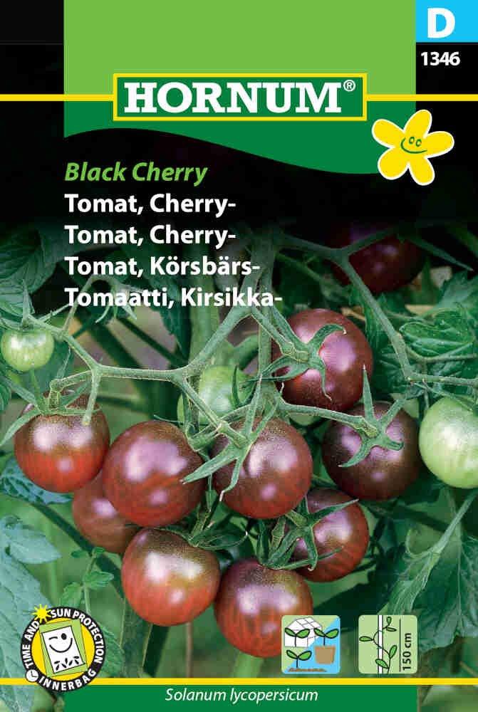 Tomatfrø - Cherrytomat - Black Cherrytomat (Chocolate)