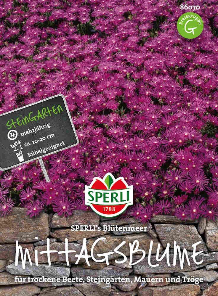 Blomsterfrø - Blütenmeer