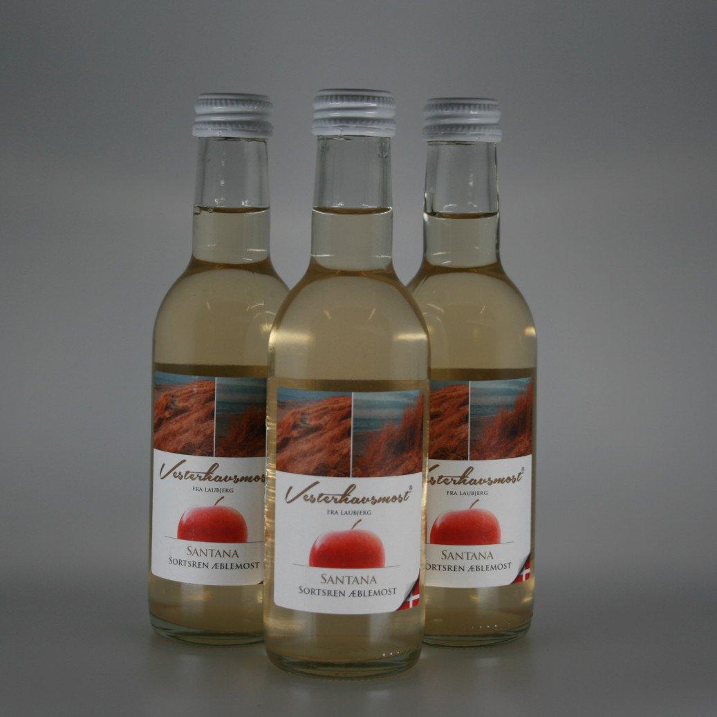 Vesterhavsmost Æblemost Santana 0,25L