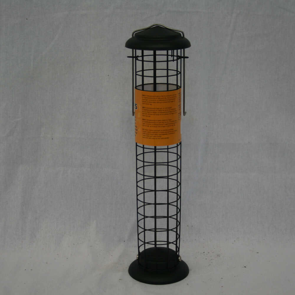 Fuglefoderautomat til fedtkugler