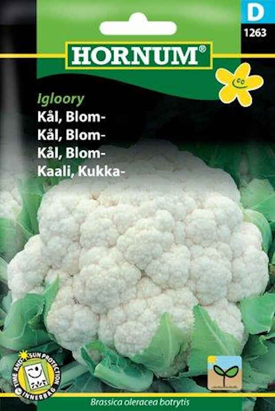 Kålfrø - Blomkål - Igloory