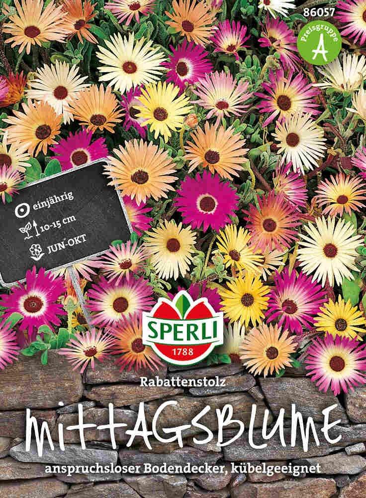 Blomsterfrø - Rabattenstolz