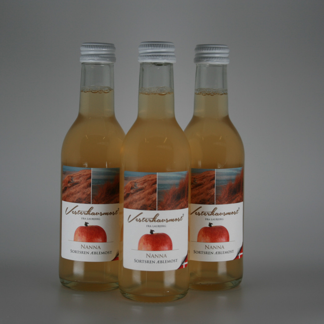 Vesterhavsmost Æblemost 0,25L