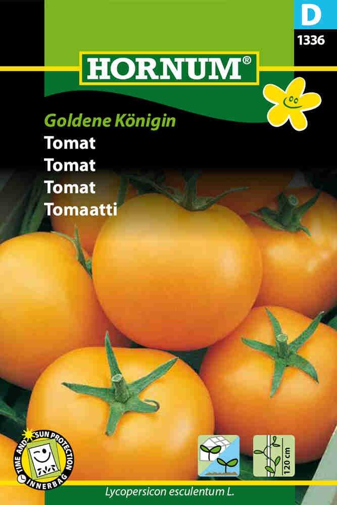 Tomatfrø - Goldene Königin