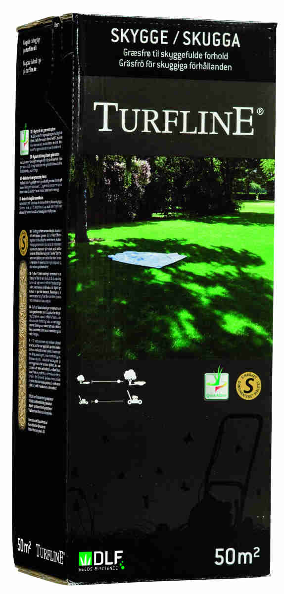 Turfline Skygge, 1 kg - Græsfrø