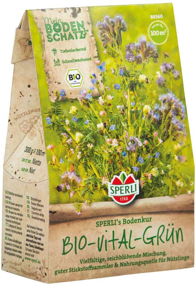 Grøngødning  - TerraLife - Økologisk