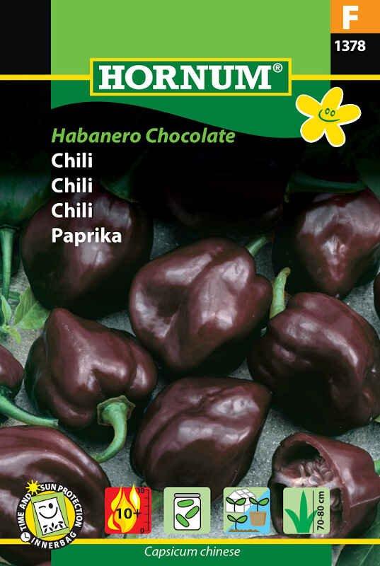 Chilifrø - Habanero Chocolate