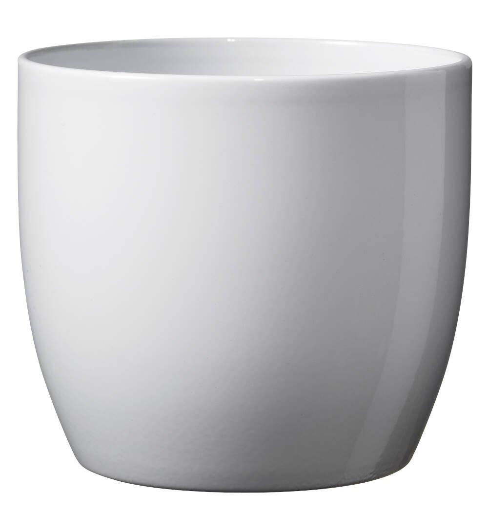 Basel Full Color 21 cm shiny white