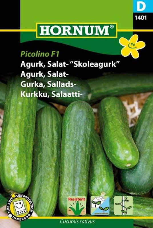 Agurkefrø - SkoleAgurk - Picolino F1