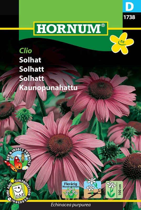 Solhat frø - Clio