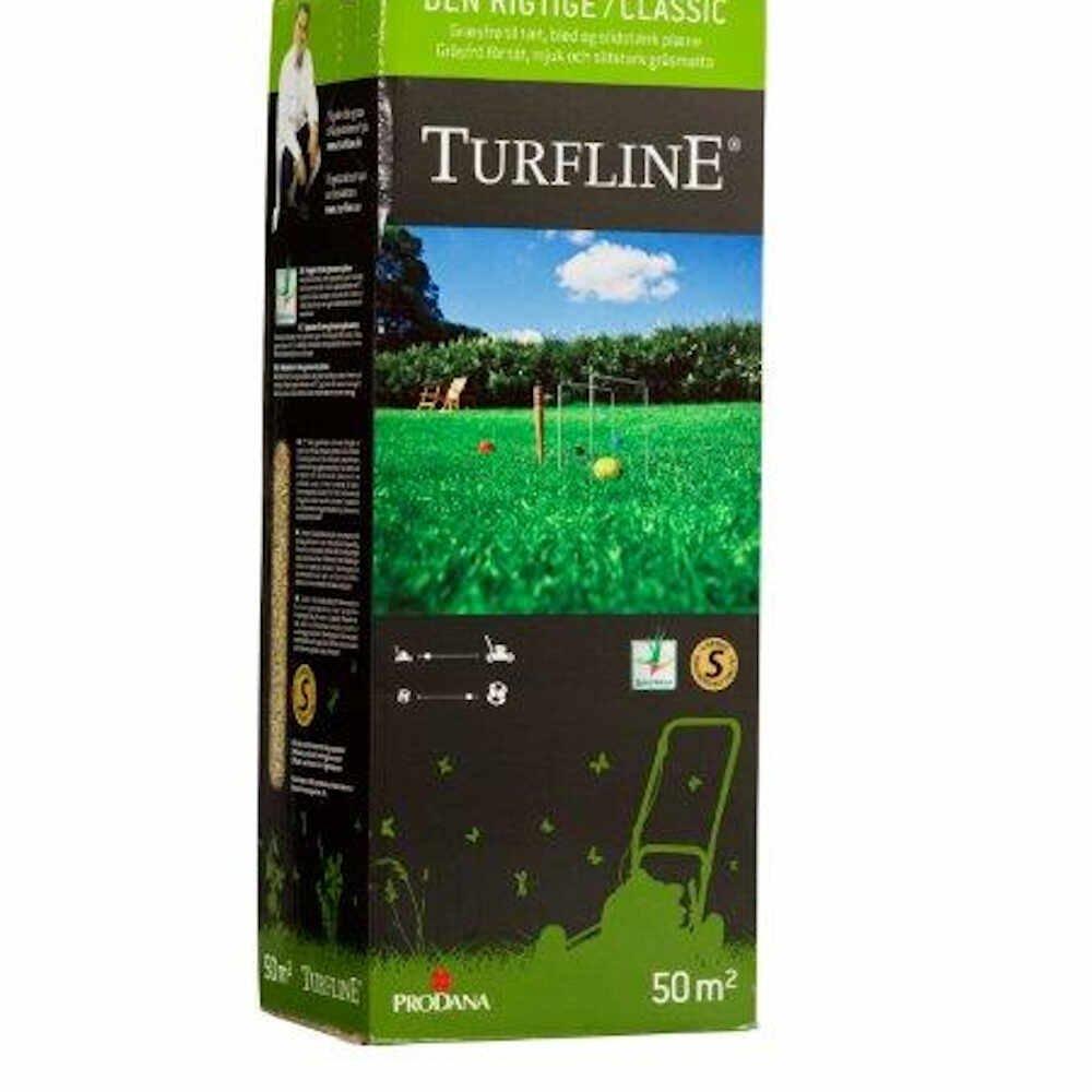 Græsfrø - Turfline Den rigtige 1 kg