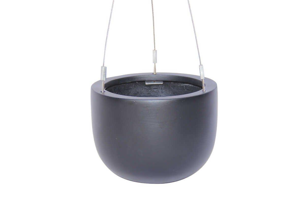 Hanging Pot -  Black