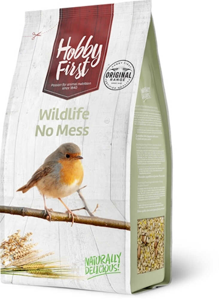 Fuglefoder - No-Mess 15Kg