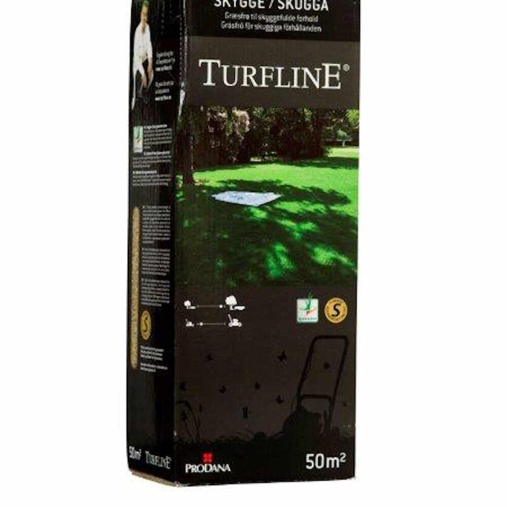 Græsfrø - Turfline Skygge, 1 kg