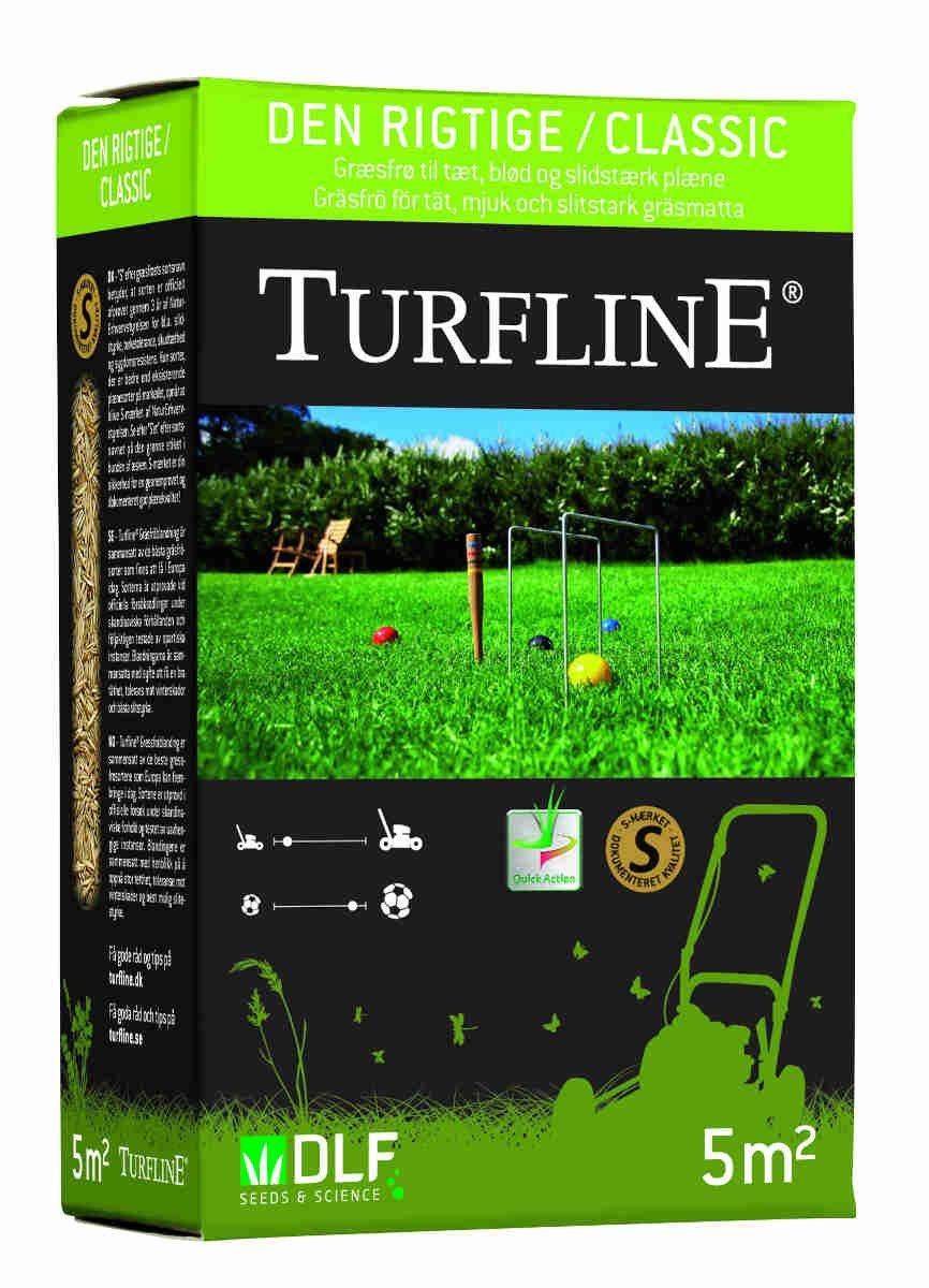 Turfline Den rigtige 100g - Græsfrø til reparation