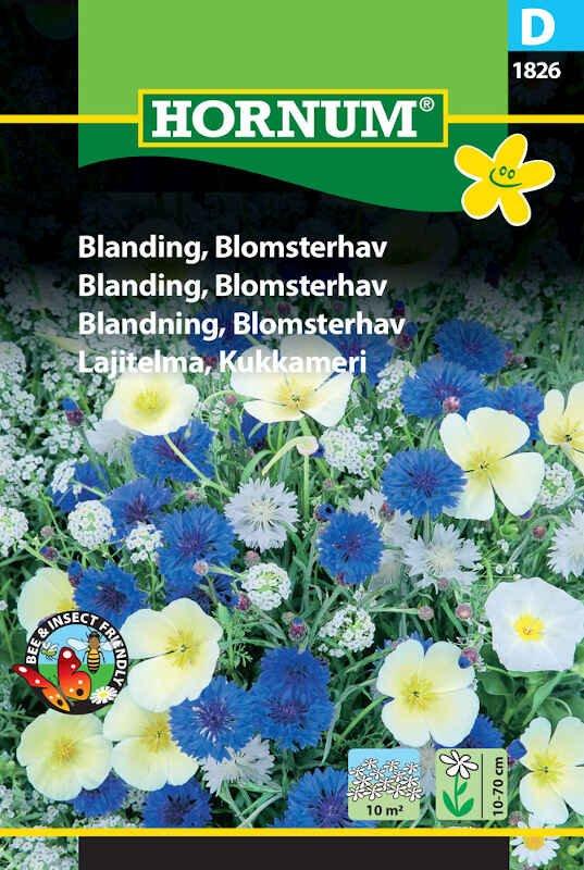 Blomster frøblanding - Blomsterhav