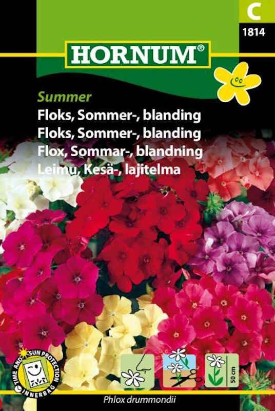 Floks frø - Sommer - blanding