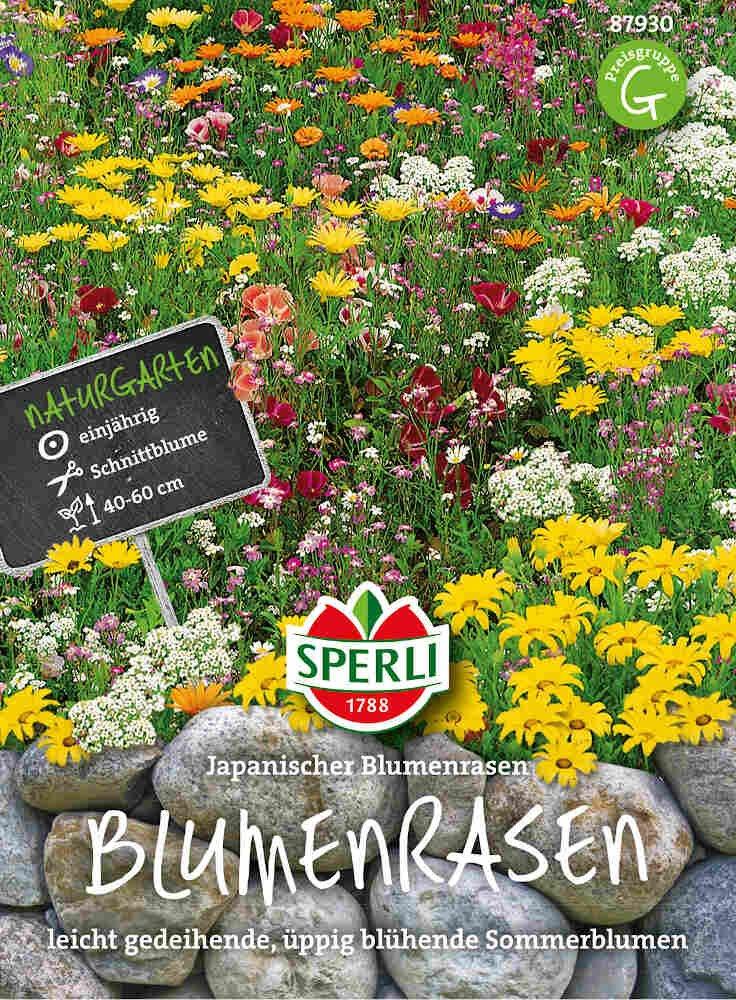 Blomster frøblanding - Japansk - Sperli