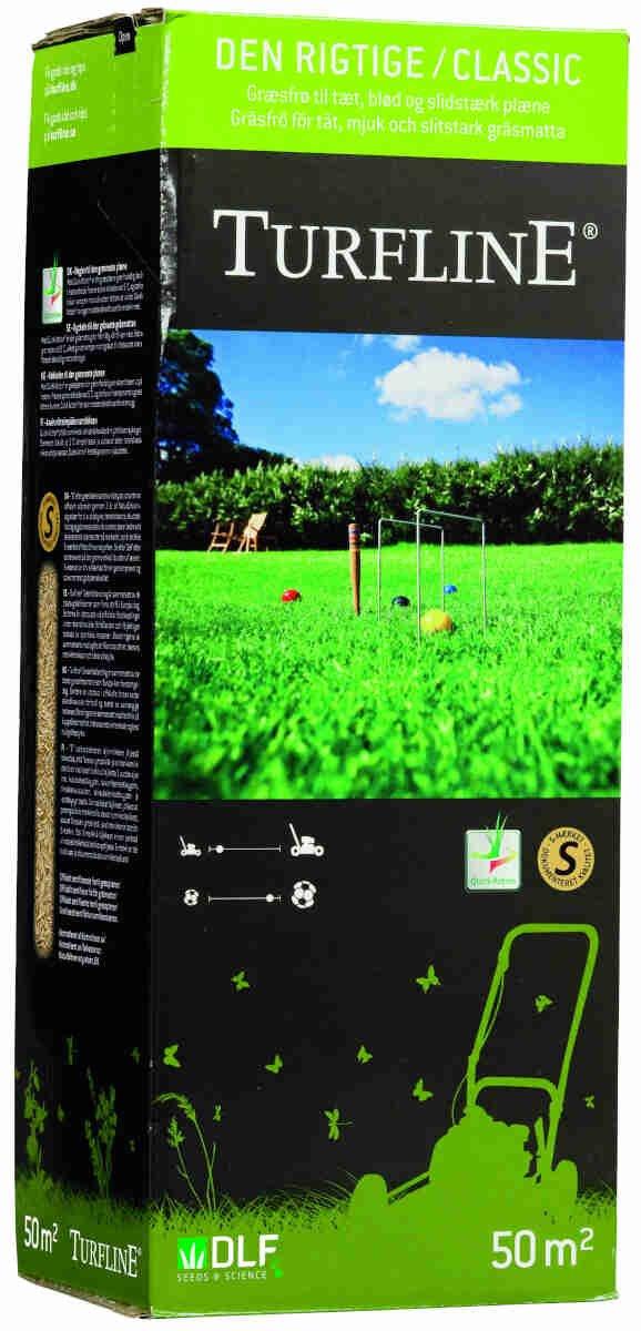 Turfline Den rigtige 1 kg - Græsfrø