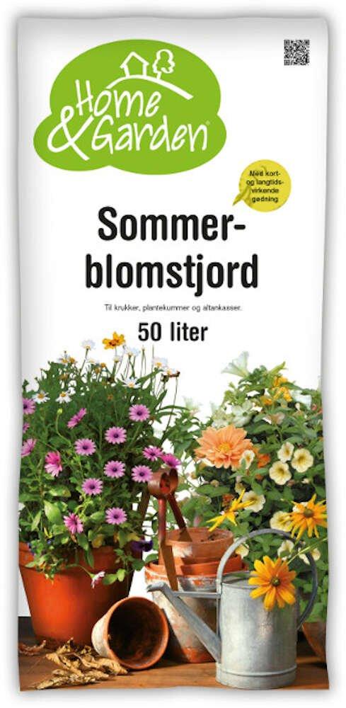 Sommerblomstjord 50L