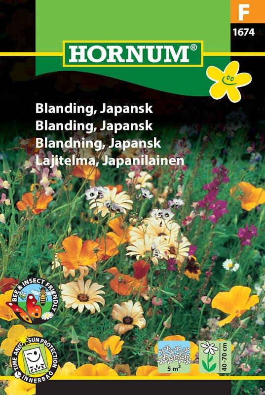 Blomster frøblanding - Sommerfugl