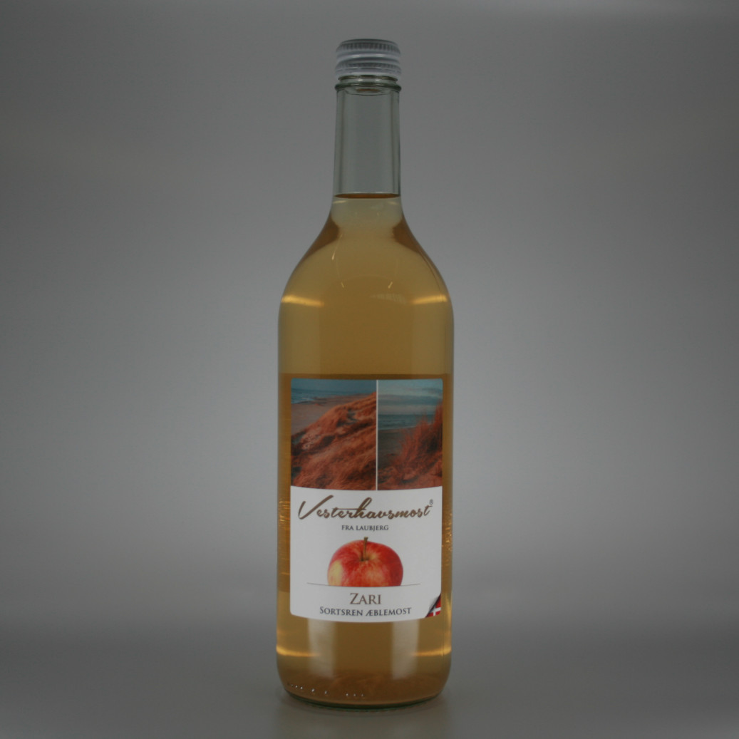 Vesterhavsmost Æblemost Zari 0,75L