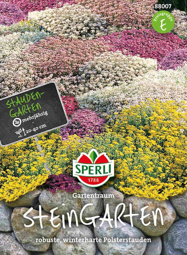 Blomster frøblanding - Gartentraum