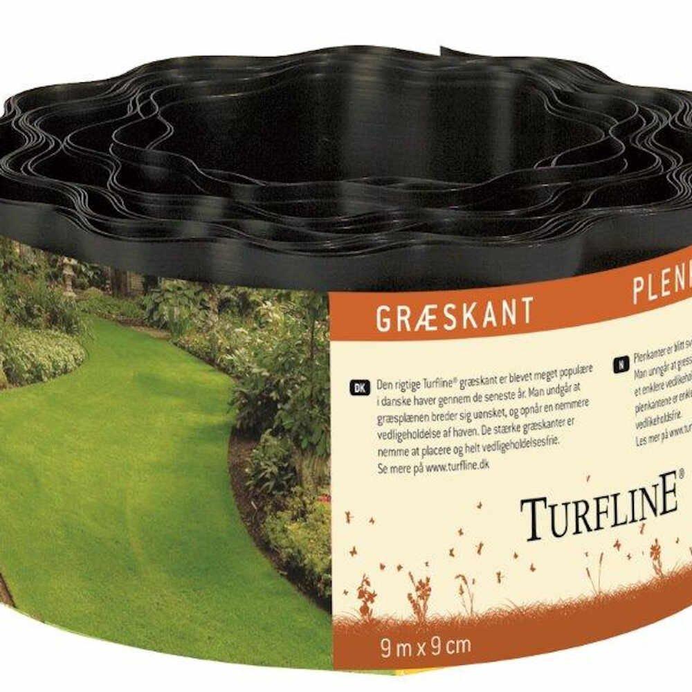 Turfline Græskant 9cm