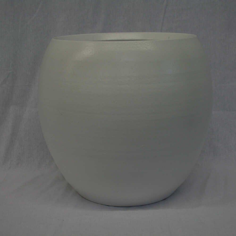 Skjuler - Pot Cresta White 33cm