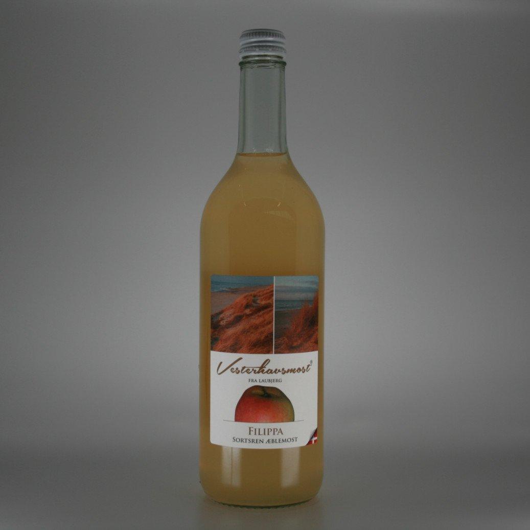 Vesterhavsmost æblemost Filippa 0,75L