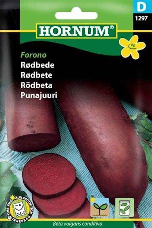 Rødbedefrø - Forono